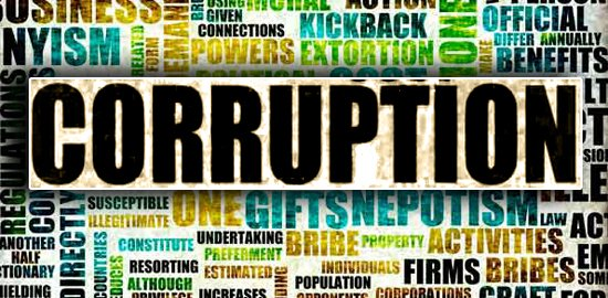 Déliquescence et criminalisation de l'Etat. Contribution de Djillali Hadjadj dans 1. AU JOUR LE JOUR Corruption