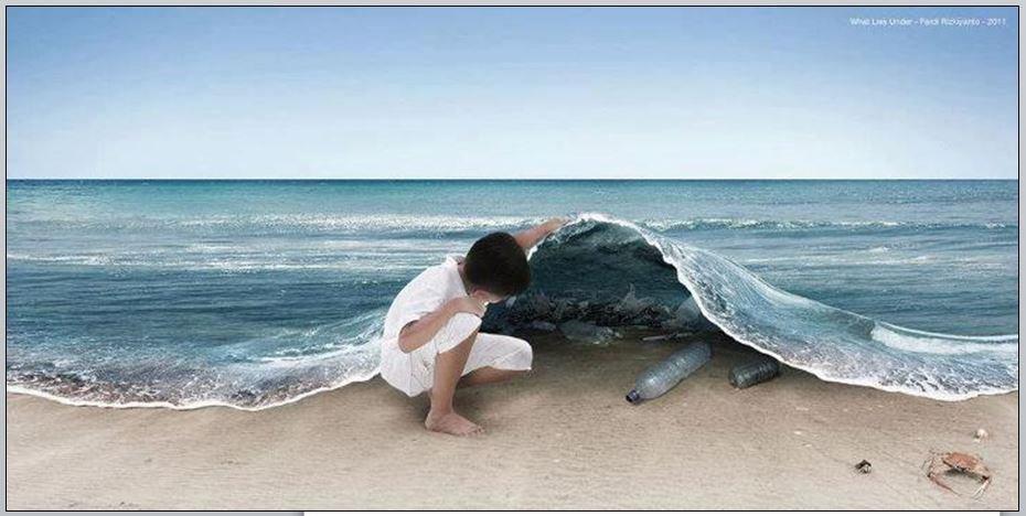 Sauvons notre littoral !! dans 1. AU JOUR LE JOUR pollution